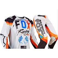 MOTO WEAR Jersey/Pants Combo Racing Motocross Gear Set ATV Dirt Bike