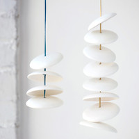 Large Disc Chimes S/8 MADE TO ORDER