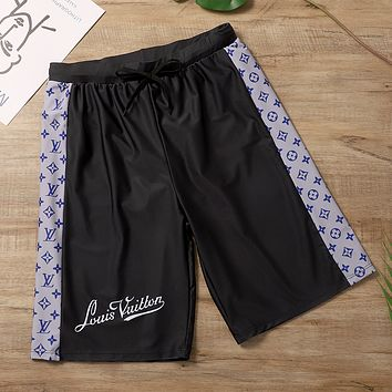 LV Louis Vuitton Men Casual Sport Shorts