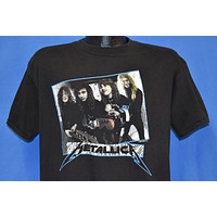 80s Metallica Master of Puppets Tour '87 t-shirt Large