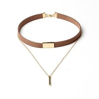 2017 New Black Velvet Choker Necklace Gold Chain Bar Chokers Chocker Necklace For Women Collares Mujer Collier Ras Du Cou