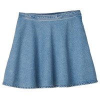 Indie denim skirt | New Arrivals | Monki.com