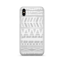 Itzli Henna  - Clear TPU Case Cover