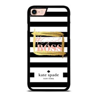 KATE SPADE GIRL BOSS iPhone 8 Case
