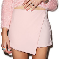 Hamlet Surprise Me Skort Light Pink One