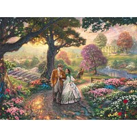 5D Diamond Painting Gone With the Wind Kit
