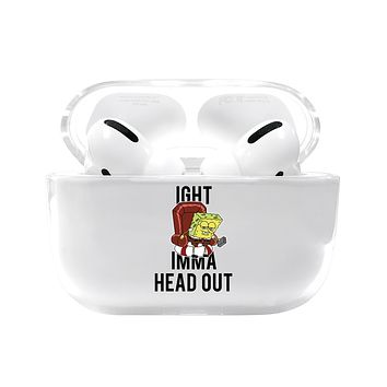 Imma Head Out Airpods Pro Case