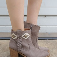 Canyon Ranch Booties