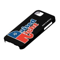 Personalized Raised Right iPhone 5 Cover