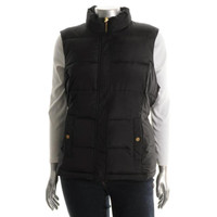 Charter Club Womens Plus Lined Quilted Outerwear Vest