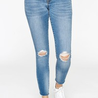 PacSun Sugar Blue Perfect Fit Jeggings at PacSun.com