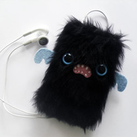 BLACKIE - Kawaii iPhone or iPod Touch case
