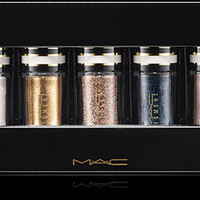 M·A·C Cosmetics | New Collections > Eyes > Nocturnals Pigments and Glitter: Green and Teal