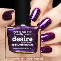 Picture Polish Desire Nail Polish (Limited Edition Collection)