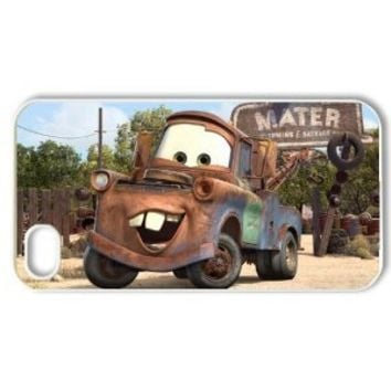 Amazon.com: Disney Pixar Cars Movie hard case cover skin for iphone 4 4s: Cell Phones & Accessories
