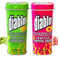Doble Diablo - A two-pack of spicy, sour, tasty candy