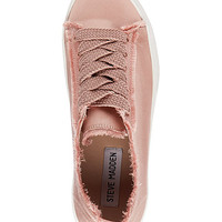 Steve Madden Greyla Lace-Up Sneakers | macys.com