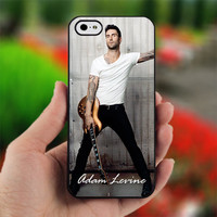 Adam Levine - Maroon five - Photo on Hard Cover For iPhone 4/4S