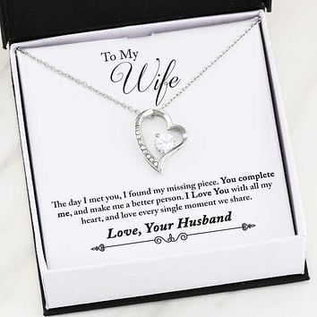 To My Wife - Forever Love - You Complete Me