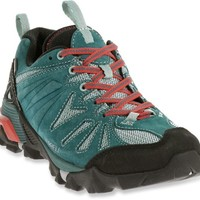 Merrell Capra Leather WP Low Hiking Shoes - Women's