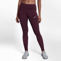 "Nike Epic Lux Women's 27.5"" Running Tights. Nike.com"