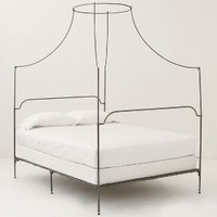 Campaign Canopy Bed by Anthropologie