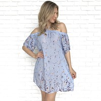 Day Time Floral Dress