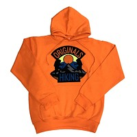 Originals Hiking Series Hoodie in Orange