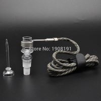 Quartz V2 Nail with Titanium Coil - Replacement E-Nail Parts