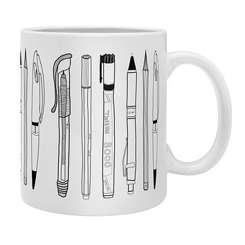 Bianca Green Weapons Of Mass Creation Grey Coffee Mug