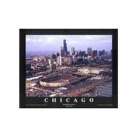 Chicago Bears 1924-2002 Soldier Field 28X22 Premium Poster