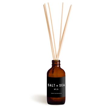 Salt and Sea Reed Diffuser | Amber