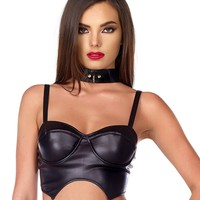 Hold Tight Bustier Top