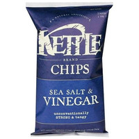 Kettle Seasalt-vngr Chips (10x13oz )