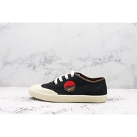 Bally Retro Scarlett Super Smash Black White Sneakers