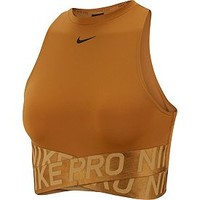 Nike Women's Intertwist Crop Tank Top | DICK'S Sporting GoodsProposition 65 warning iconProposition 65 warning icon