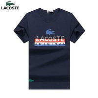 Boys & Men Lacoste Casual Fashion Shirt Top Tee