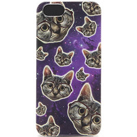 With Love From CA Kitty In Space iPhone 5/5S Case at PacSun.com