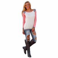 Cool Casual Multicolor Long Sleeve Shirt