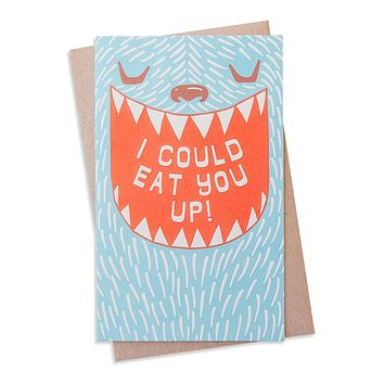 eat you up card