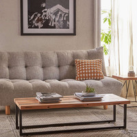 Abbot Coffee Table - Urban Outfitters