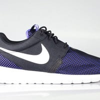 Nike Men's Roshe Run One NM Breeze Black Persian Violet
