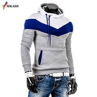 Men Sweatshirts & Hoodies Male Tracksuit Hooded Jackets Fashion Casual Jackets Clothing For Men size M-3XL Tops