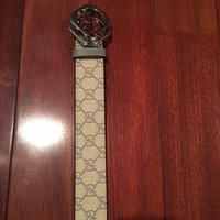 Gucci Belt Size 42 (size 36-38 Pants) Never Worn With Tags Deadstock