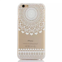 Vintage Lace Dream Catcher Floral iPhone 6 6s Plus Case Cover Free Shipping