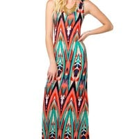 Summer Tribe Maxi