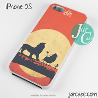 The Lion King Hakuna Matata Phone case for iPhone 4/4s/5/5c/5s/6/6 plus