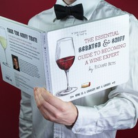 The Essential Scratch and Sniff Guide to Becoming a Wine Expert   Firebox.com - Shop for the Unusual