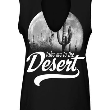 IG FLASH SALE - Take Me to the Desert Tank - Ruffles with Love - RWL