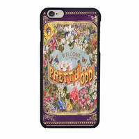 panic at the disco welcome to the sound pretty odd case for iphone 6 6s
